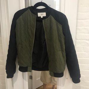 Jackets & Blazers - Jack Brand Bomber Jacket